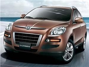 В российском Черкесске будет производиться тайваньский кроссовер Luxgen 7 SUV