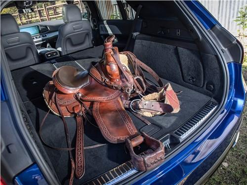 Mercedes-Benz GLE 2020 багажное отделение