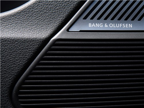 Audi Q8 2019 динамик аудиосистемы