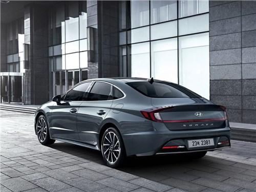 Представлена новая Hyundai Sonata