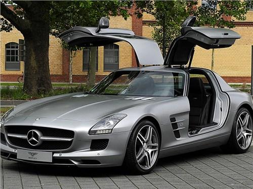 Новость про Mercedes-Benz - Прощаемся с AMG