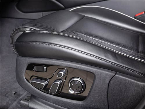 Предпросмотр kia k900 2019 переднее кресло