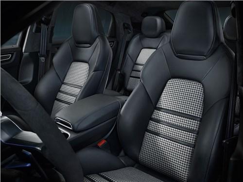 Предпросмотр porsche cayenne coupe 2020 передние кресла