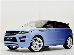 Startech / Range Rover Evoque вид спереди