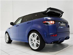 Startech / Range Rover Evoque вид сзади
