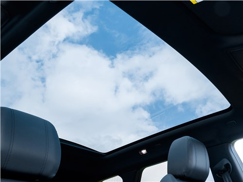 Land Rover Range Rover Evoque 2020 панорамная крыша