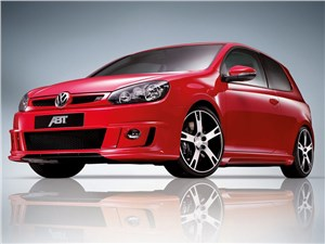 Новость про Volkswagen - Volkswagen Golf GTD ABT Sportsline