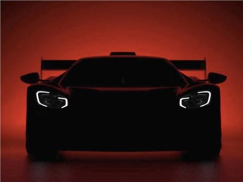 Ford готовит к премьере экстремальный вариант суперкара GT
