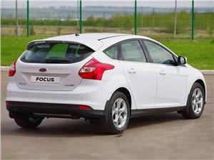 Специальная спортивная версия Ford Focus доступна для заказа