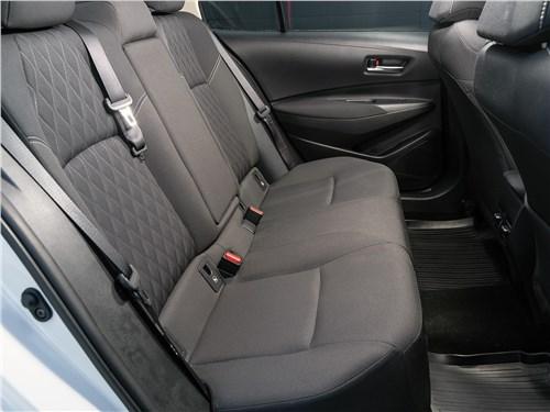 Toyota Corolla 2019 задний диван