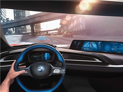 BMW и Mercedes займутся совместной разработкой автопилота