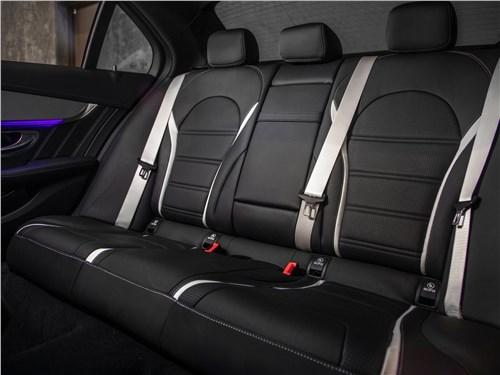 Предпросмотр mercedes-benz c63 s amg sedan 2019 задний диван