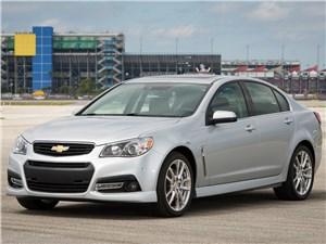 Заднеприводный спортивный седан Chevrolet SS скоро поступит в продажу