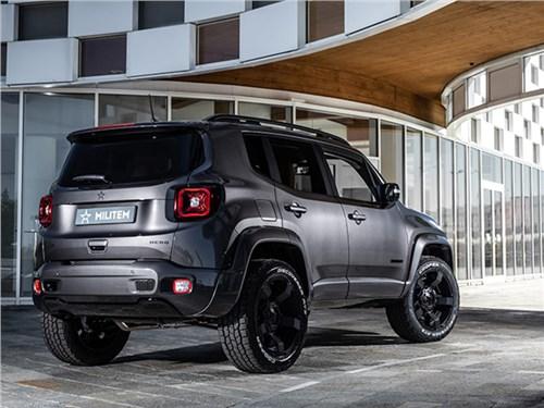 Новость про Jeep Renegade - Jeep Renegade