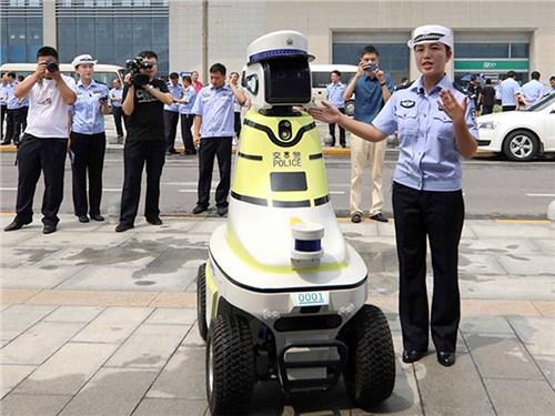 Роботы-гаишники стали реальностью