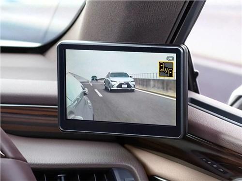 Камеры вместо зеркал: технология будет проверена