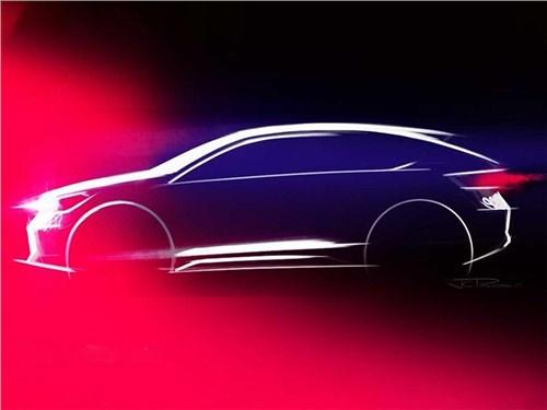 Кросс-купе Volkswagen быть