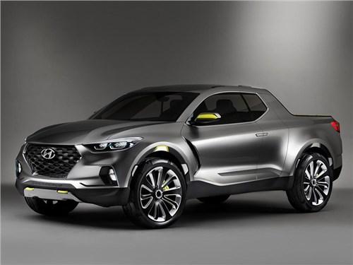 Пикап Hyundai получит заряжённую версию