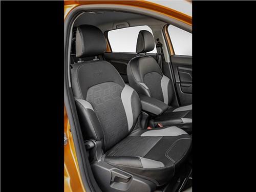 Lada Xray Cross 2019 передние кресла