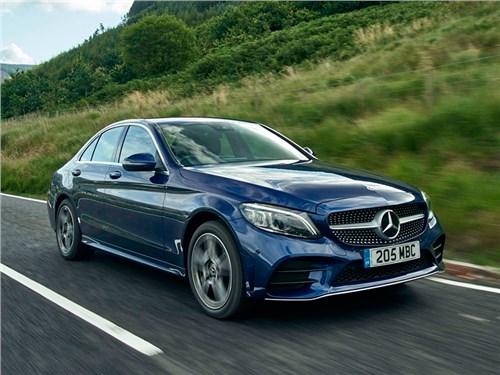 Новый Mercedes-Benz C-класса: подробности
