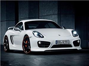 TechArt / Porsche Cayman вид спереди