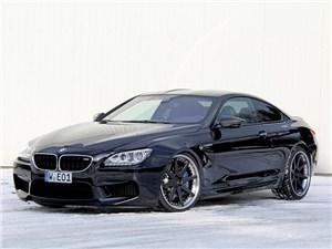 Manhart Racing / BMW M6 вид спереди