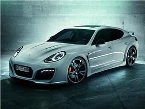 TechArt / Porsche Panamera вид спереди