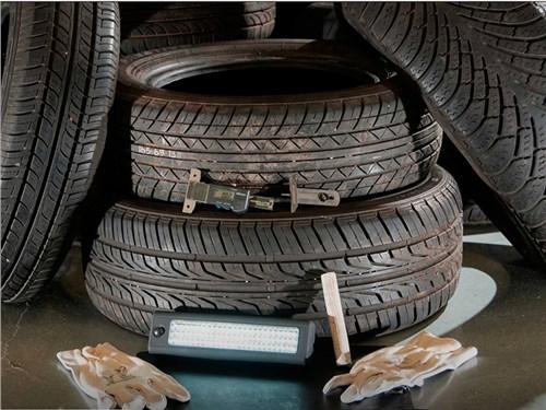 Не в двигателях проблема загрязнений, а в шинах