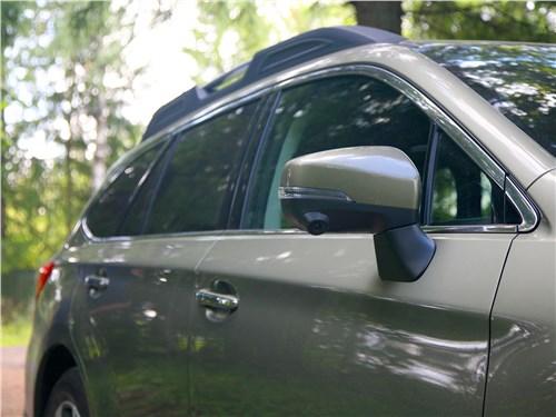 Subaru Outback 2018 боковое зеркало