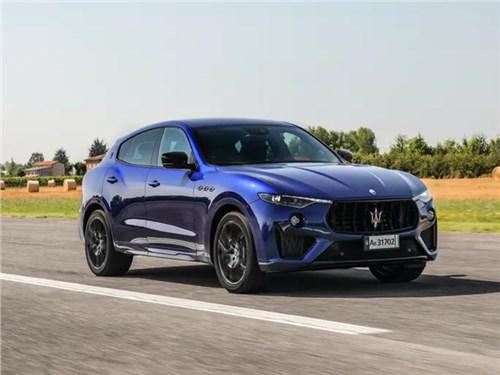 В Maserati запустили российские продажи кроссовера Levante с двигателем от Ferrari