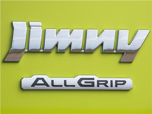 Suzuki Jimny 2019 шильдик