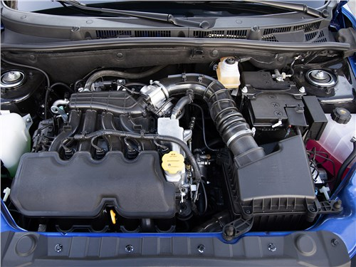 Lada Granta Drive Active 2019 двигатель