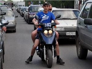 Скутеры в России могут запретить до введения прав на их управление