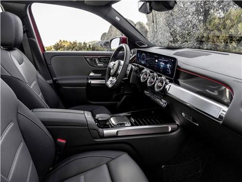 Предпросмотр mercedes-benz glb amg 2020 передние кресла