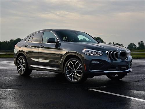 Новость про BMW - BMW X4