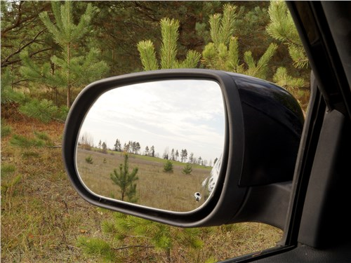 Предпросмотр geely emgrand x7 2018 боковое зеркало