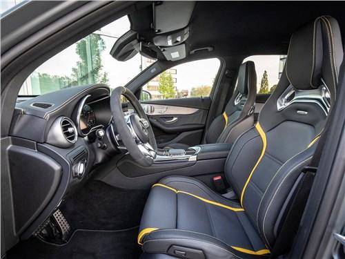 Предпросмотр mercedes-benz glc63 s amg 2020 передние кресла