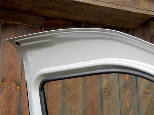 Fiat Doblo 2015 дверь
