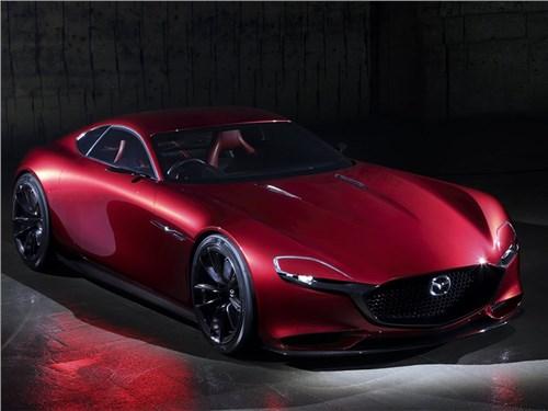 Mazda возрождает семейство RX