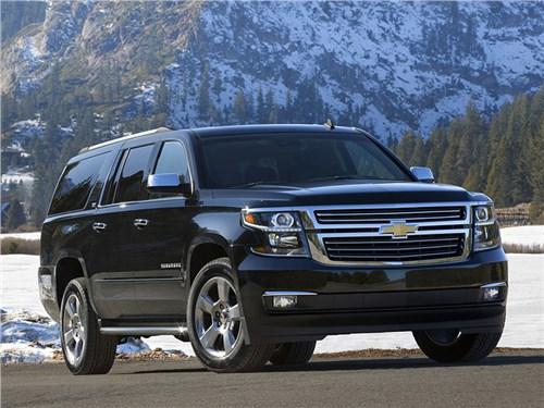 Chevrolet Suburban почти получил «Оскар»