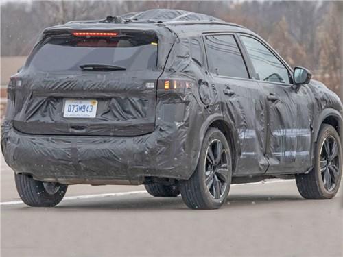 Вы не сможете узнать новый Nissan X-Trail