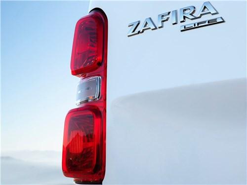 Opel Zafira Life 2020 задний фонарь