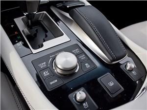 Lexus LS 600h F Sport 2012 регулятор режимов движения