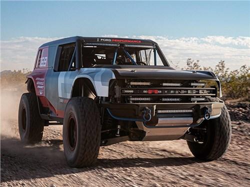 Ford Bronco: презентация состоится раньше