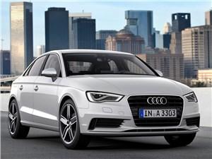 Седан Audi A3 доступен для заказа в РФ
