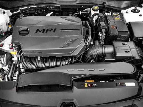 Hyundai Sonata 2020 двигатель