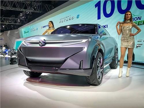 Новость про Suzuki - Suzuki Futuro-e