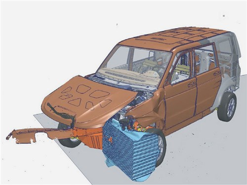 Новость про УАЗ Patriot - Русский Прадо получит три двигателя
