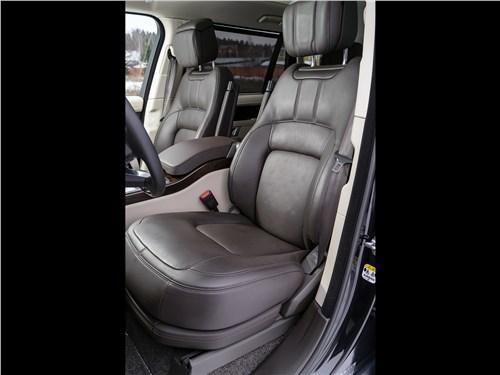 Range Rover LWB 2014 переднее кресло