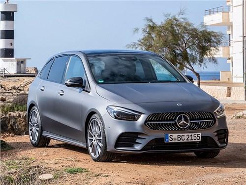 Новость про Mercedes-Benz - Mercedes-Benz B-Class 2019